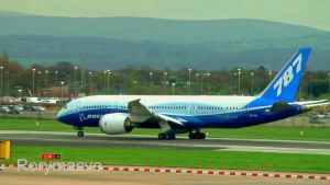 Dreamliner Boeing 787-8 N787BX at Manchester by The-Transport-Guild