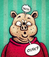 Oink by MaComiX
