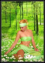 Chloris_Goddess of the spring by Umina