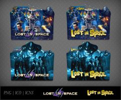 Lost in Space (1998) Movie Folder Icons by DhrisJ
