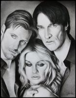 True Blood Collection: 3's Company by Skaughtt