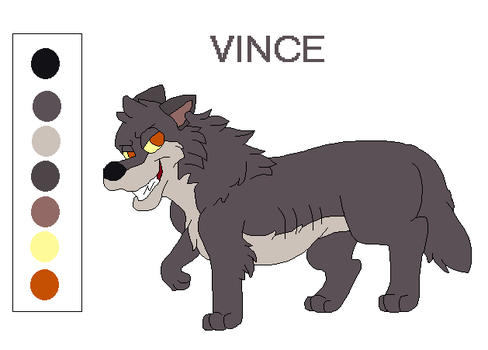 Vince Character Sheet by lassie32