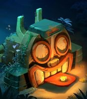 Totem02 by cyrilcorallo