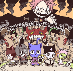 Fairy Tail Chapter - 383 by NateJohnson