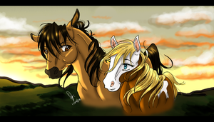 Something About Her by Leadmare