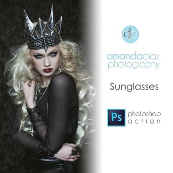 Sunglasses Photoshop Action by Amanda-Diaz