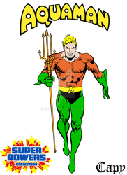 Super Powers - Aquaman by ElCapy