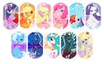 My Little Pony DogTags Sample by Bisc-chan