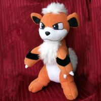 growlithe Plush toy