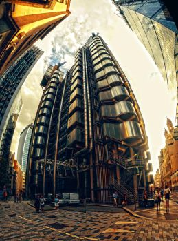 Lloyd's of London by FrantisekSpurny
