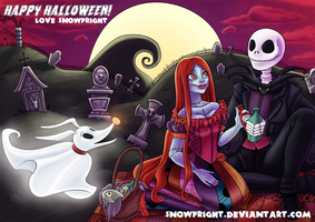 NBC: Halloween Picnic by SnowFright
