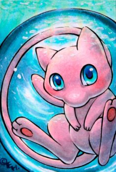 Pokemon ACEO 3 by ThunderBeer