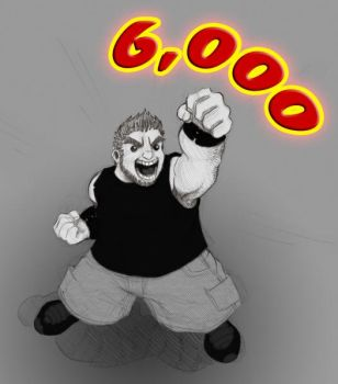 Thank Yous for 6K Views by MrRentaro