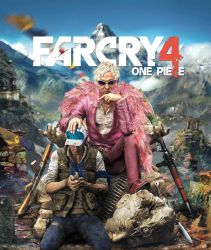 FarCry 4 One Piece by pirateghostdj