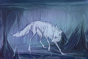 YCH: Whispers of Death Cave (CLOSED) by MischievousRaven