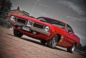 72 Plymouth Cuda by AmericanMuscle