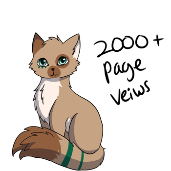 2000 Page Views by Captain-Zeko
