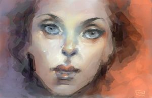 Daily Face - 261015 by Creativetone