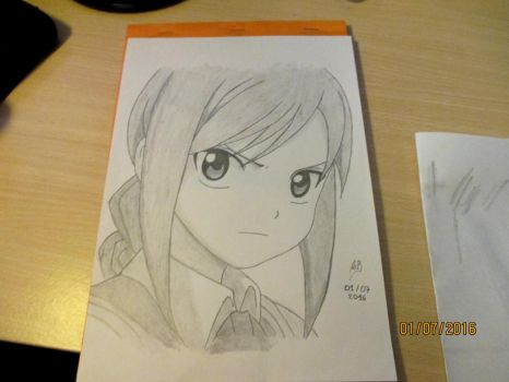 Young Scarlet Erza ~~ Fairy Tail by Remman13