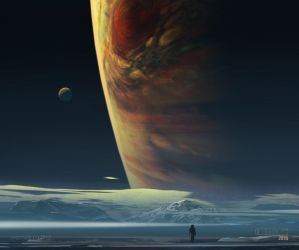 Gas Giant by TK769
