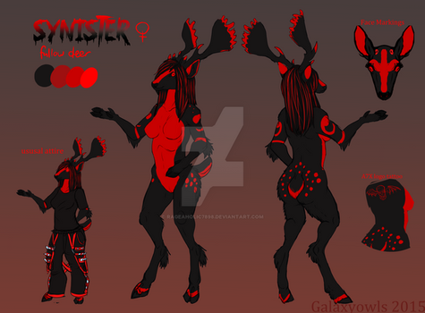 Synister ref by Rageaholic7898