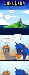 Luna Land Episode 7.0 by doubleWbrothers