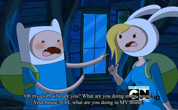 Adventure time new episode preview screenshot by DokiFanArt