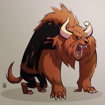 Beast by StephanieGauthier