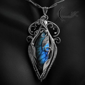 EZTHYARIN - Silver and Labradorite by LUNARIEEN