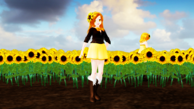 Lily Sun 2.0 ~Download~ by RitaLeader14