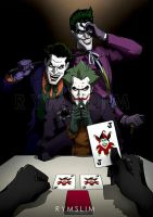 Three Jokers by rymslm