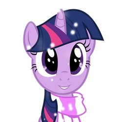 Twilight looks in the snow by Nightmare331