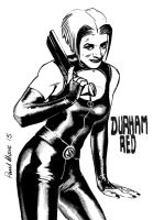 Durham Red by Paul-Moore