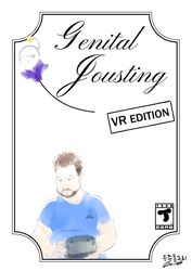 Genital Jousting VR by spacedongle