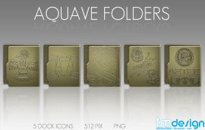Aquave Aztec set by KillboxGraphics
