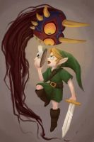 Majora's Mask by sleepyotter