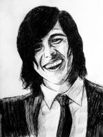 Kellin Quinn-Suit and Tie by I-Draw-Bands