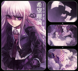 Dangan Ronpa Anthology: -HOPE THEORY- Preview by ezroseven