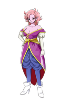 Supreme Kai of Time A by JuneReito
