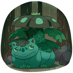 froggy bois by Wolf-con-f