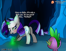 Only A Little Gay by LennonBlack