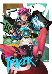 Punk Tracer by MonoriRogue