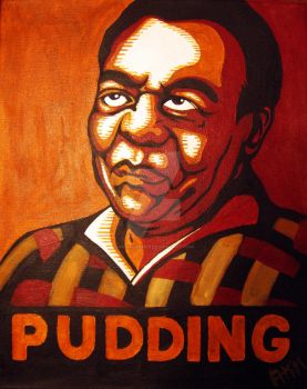Pudding Cosby by AKGirlGamer