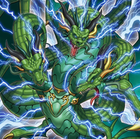 Thunder Dragon Lord by Yugi-Master