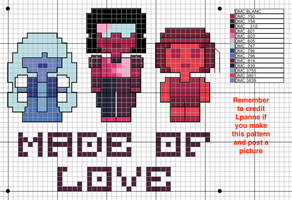 Steven Universe Made of Love by lpanne