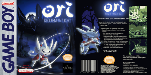 Ori Requiem of the Light by OhDarnnitJerry