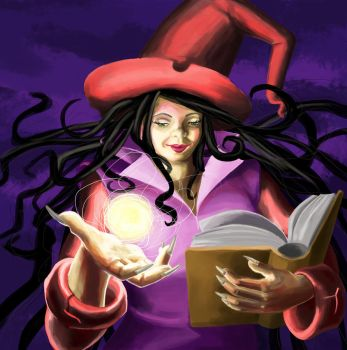 witch by Siobanne