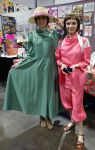Metrocon 2018 Sophie hatter and Chirio by kingofthedededes73