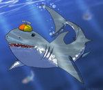 Just keep swimming by awesometastic