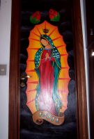 virgin of guadalupe by pier365